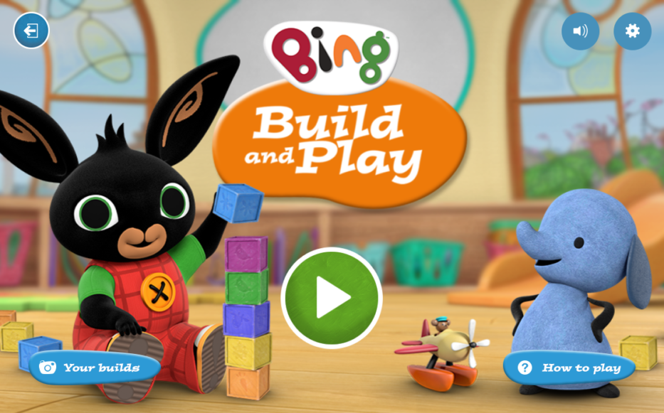 Bing build and play