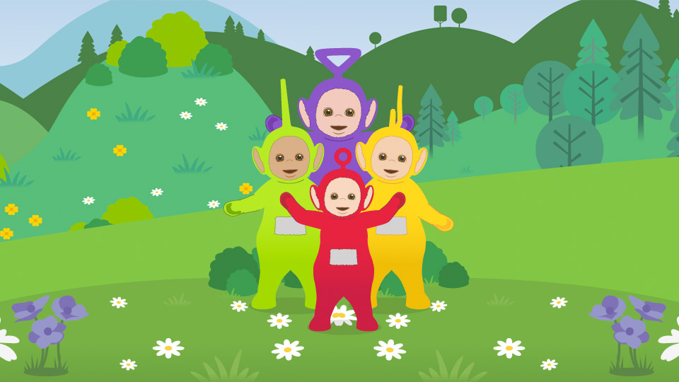 teletubbies cbeebies playtime complete control