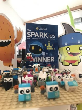 Sparkies 2017 Award: The Lego Group's Bits & Bricks