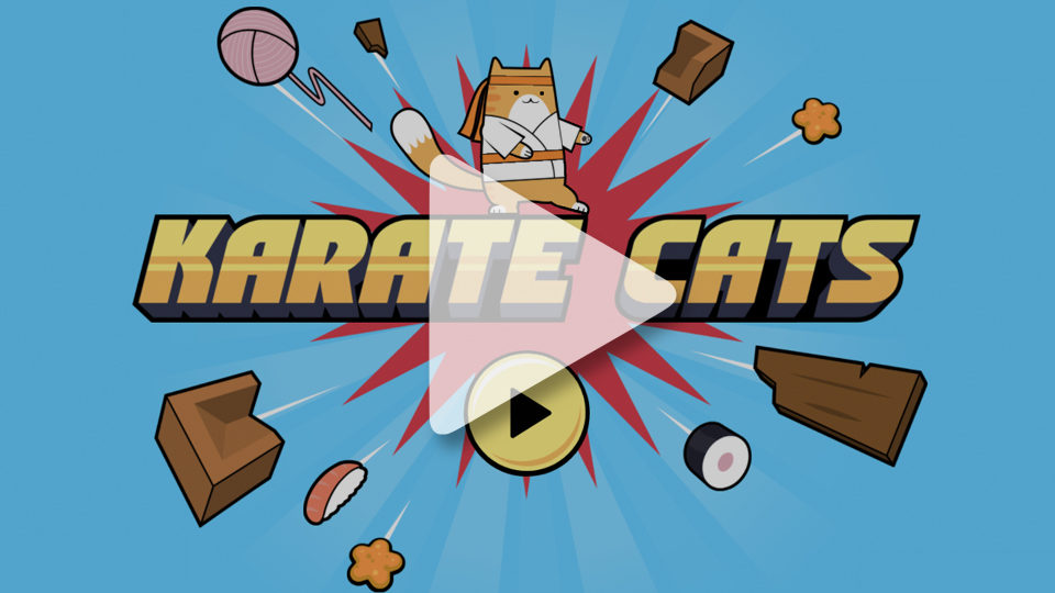 Karate Cats | Complete Control