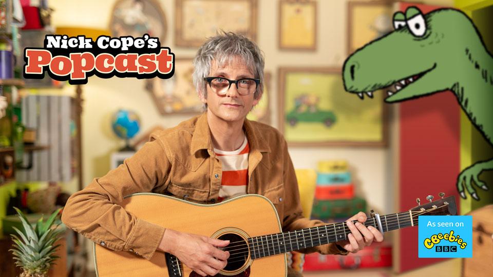 Nick Cope's Popcast