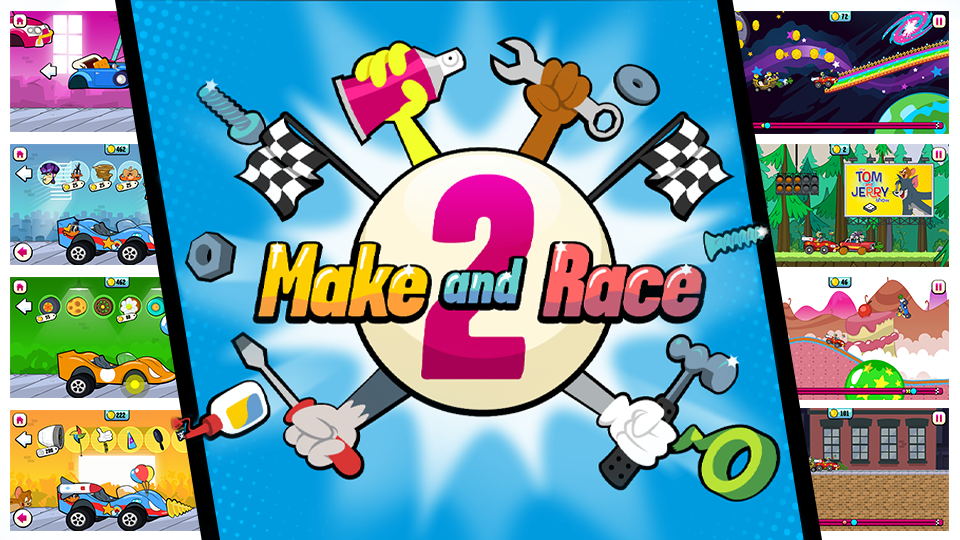 Make and Race 2 game